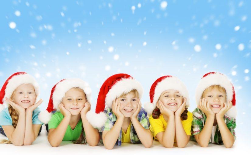 Din guide til en glædelig jul for de mindste